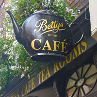 Betty's Tea Rooms, York