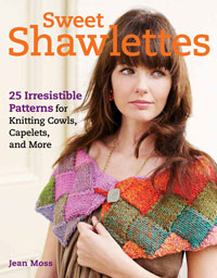 Sweet Shawlettes cover