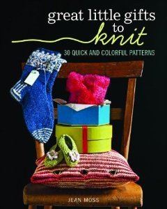Great Little Gifts to Knit cover